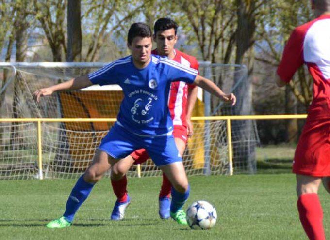 El CD Cuéllar juega a la ruleta rusa en Palencia (7-2)
