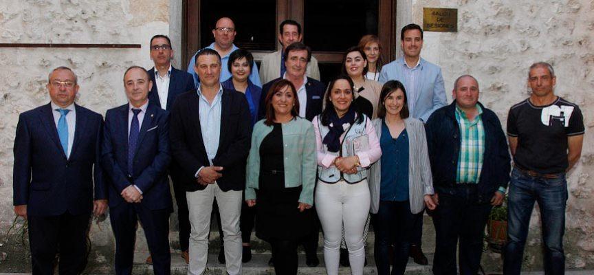 """El PP presenta un programa """"realista, serio, sólido y coherente"""" para Cuéllar"""