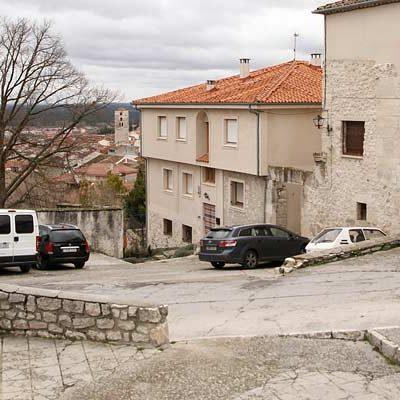 Turismo concede 38.000 euros al Ayuntamiento de Cuéllar para el acondicionamiento de la Plaza del Campo