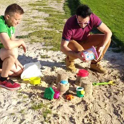 Centrados propone actuaciones en los barrios y entidades locales, las pistas de atletismo y El Henar