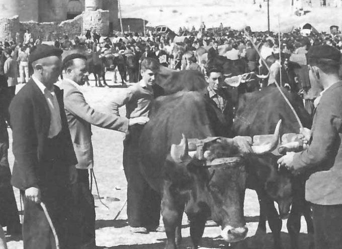 Recuerdos de la Feria de Cuéllar