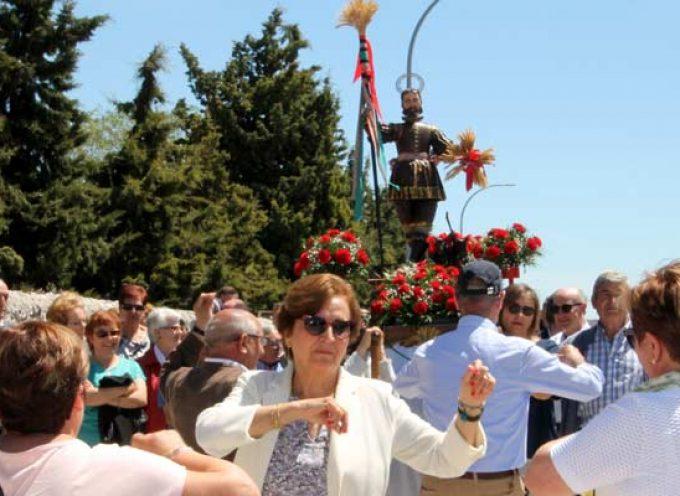 La parroquia de Cuéllar celebrará el sábado San Isidro con una misa en la iglesia de El Salvador