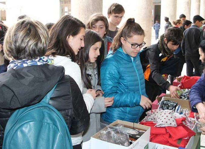 Almuerzo Solidario en el IES Duque de Alburquerque a beneficio de Cruz Roja