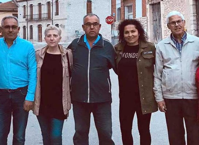 Experiencia y renovación confluyen en la candidatura del PP de Olombrada