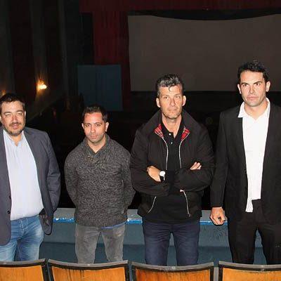 Centrados Cuéllar propone reconvertir el Cine Ideal en auditorio