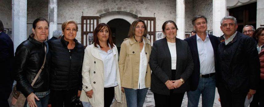 """Milagros Marcos expresa el deseo del PP de """"seguir garantizando el futuro del campo"""""""
