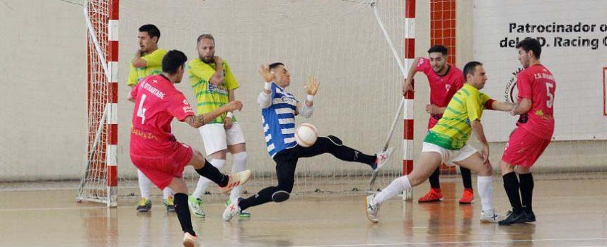 El FS Cuéllar iniciará la pretemporada el próximo lunes