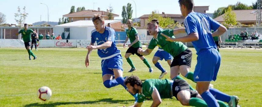 El CD Cuéllar asalta Villamuriel con un doblete de Diego (1-2)