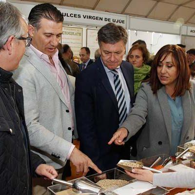 La Feria de Cuéllar pone al alcance de la mano las novedades de más de una docena de sectores