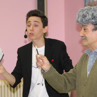 Leonardo Sáez abre con la magia social el IV Festival de Magia e Ilusionismo