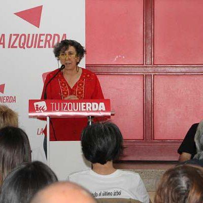 Izquierda Unida-UP apuesta por la participación y la gestión pública de los servicios municipales