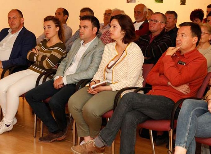 """Fraile pide la movilización de los vecinos para que vayan a votar el domingo """"con un voto de ilusión y de cambio"""""""