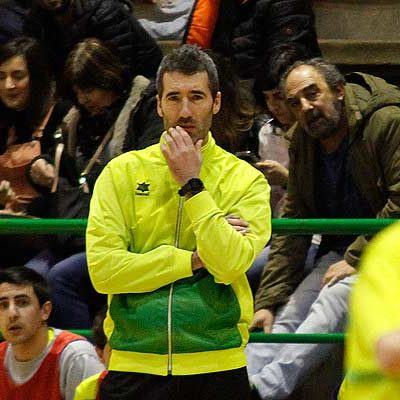 Óliver Fraile no continuará al frente del FS Cuéllar