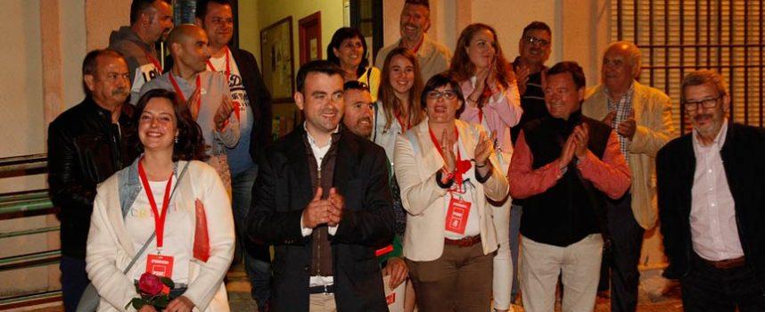 El PSOE suma cinco concejales y se alza como ganador de las elecciones en Cuéllar