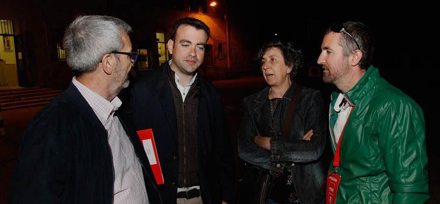 El PSOE analizará hoy los resultados y decidirá los pasos a dar para la gobernabilidad del Ayuntamiento