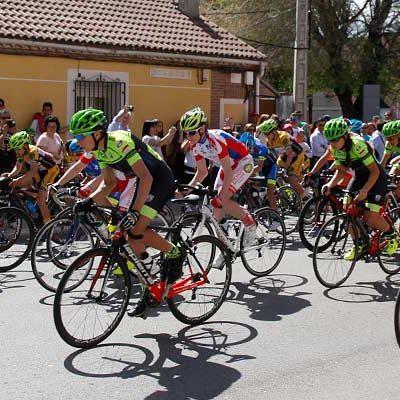 El IX Trofeo Escuelas Pipe Gómez de ciclismo vuelve el domingo al barrio de San Gil