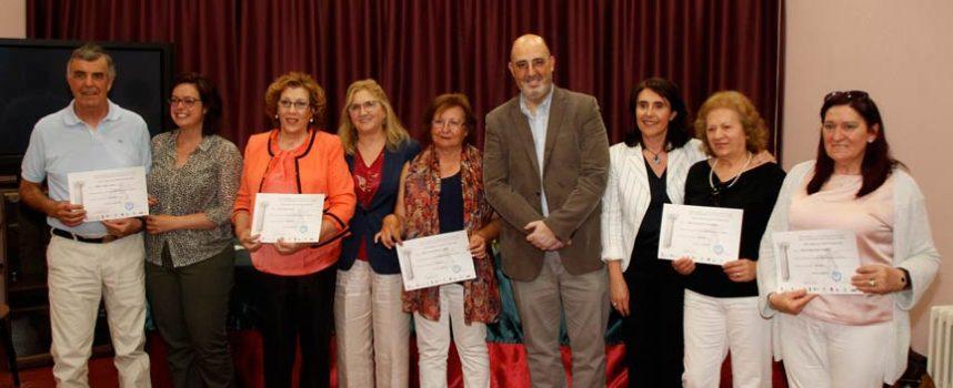 La Universidad de la Experiencia cerró el curso 2018-2019 en Cuéllar