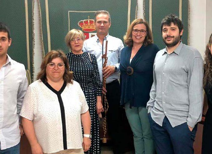 La comarca vive la investidura de las nuevas corporaciones