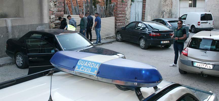 Cuatro detenidos en Carbonero el Mayor como presuntos autores de robos en establecimientos y viviendas