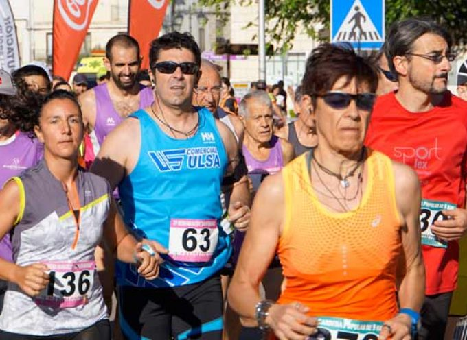 Campaspero acoge el domingo la XXXIX Media Maratón y IV Carrera Popular