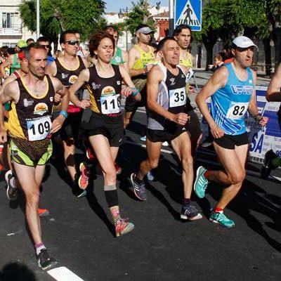 José María Pindado y Andrea Román ganan la XXXIX Media Maratón de Campaspero