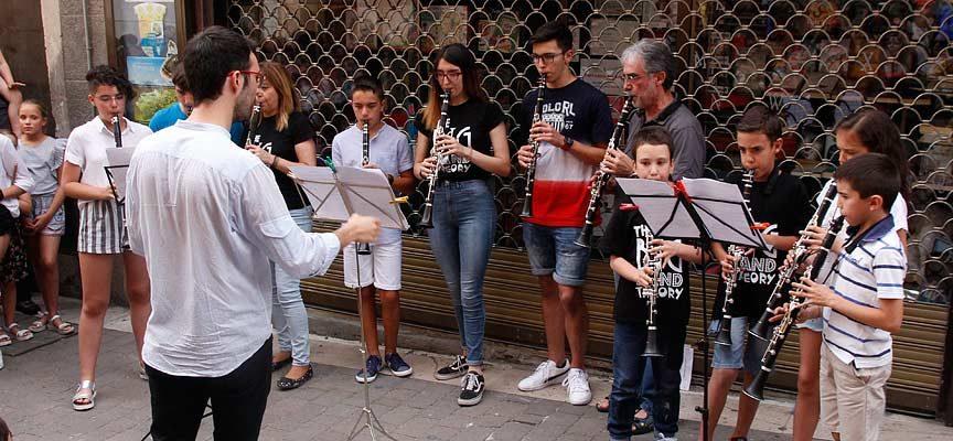 Abierto el plazo de matrícula en la Escuela Municipal de Música de Cuéllar