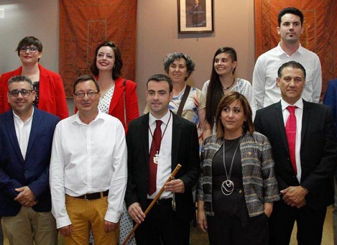 Doce años después un alcalde socialista vuelve a ocupar la Alcaldía de Cuéllar