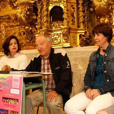 El Festival Así Cantan las Corales incorpora dos grupos internacionales en su 29ª edición