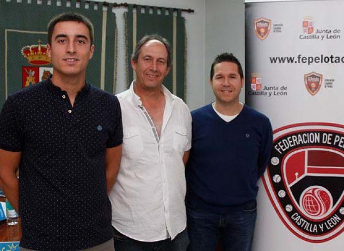 El valleladense Raúl Baeza recibe hoy el premio a Mejor Entrenador de Castilla y León de 2018
