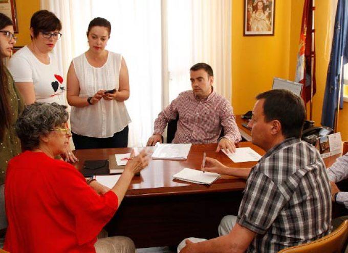 Carlos Fraile y su equipo inician la legislatura abordando cuestiones culturales, urbanísticas y medioambientales