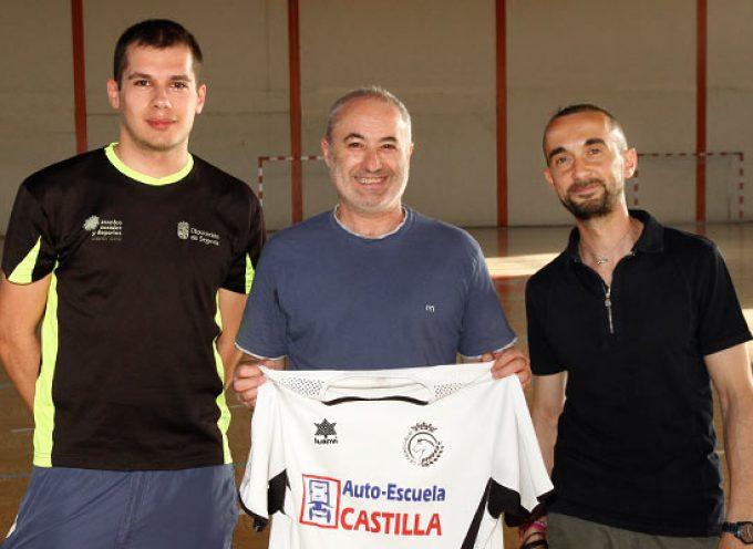Luis Martín entrenará al Racing Cuéllar la próxima temporada