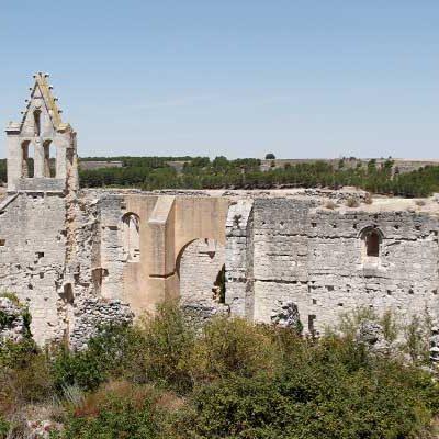 El Monasterio de La Armedilla acogerá el 14 de julio uno de los conciertos del ciclo `Las Piedras Cantan´