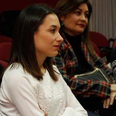 Selene Callejo (Cs) renuncia a su acta de concejal en el Ayuntamiento de Cuéllar