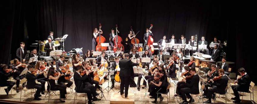 La Atlántida Symphony Orchestra repasará la historia de la música en su concierto en el patio del Castillo