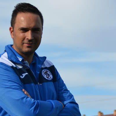 Félix Blanco seguirá como entrenador del CD Cuéllar Balompié la próxima temporada