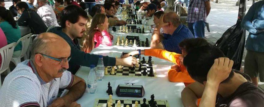 El vallisoletano Iván Alonso fue el ganador del VII Torneo de Ajedrez de Cuéllar