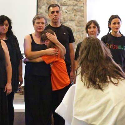Éxito de las Jornadas de Arte y Diversidad organizadas por Gente Festeamus