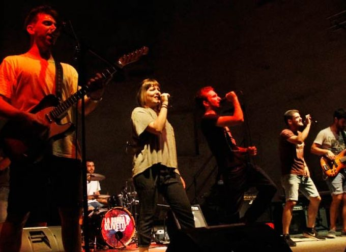 San Francisco se llena de música en defensa del río Cega