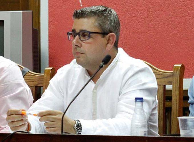 David de las Heras (Cs) deberá elegir entre su cargo de concejal y su puesto de funcionario municipal