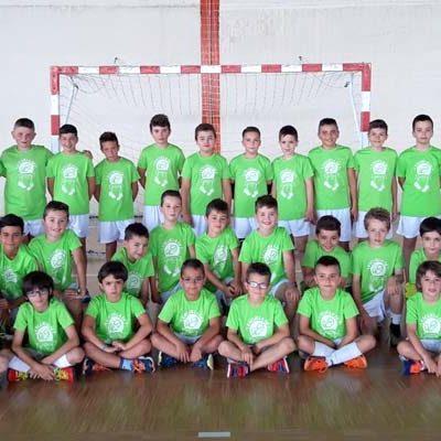 Cogeces del Monte se prepara para la fiesta del fútbol sala de GR9 Futsal