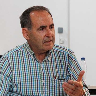 Ignacio Sanz busca conmover a los lectores con la situación del Cega en su novela `La sombra del pantano´
