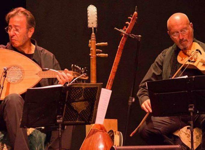 Los Músicos de Urueña acercan `El vino en las tres culturas´ a las Noches del Mudéjar