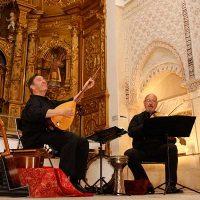 La música y el vino recorrieron las tres culturas con los Músicos de Urueña en las `Noches del Mudéjar´