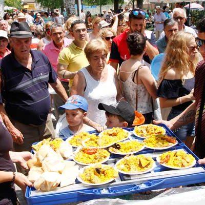 Música, paellada y actividades infantiles para celebrar la fiesta de la Comunidad de Villa y Tierra de Cuéllar