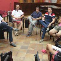 El Ayuntamiento está dispuesto a asumir el Protocolo de los Encierros de Cuéllar realizado en 2016