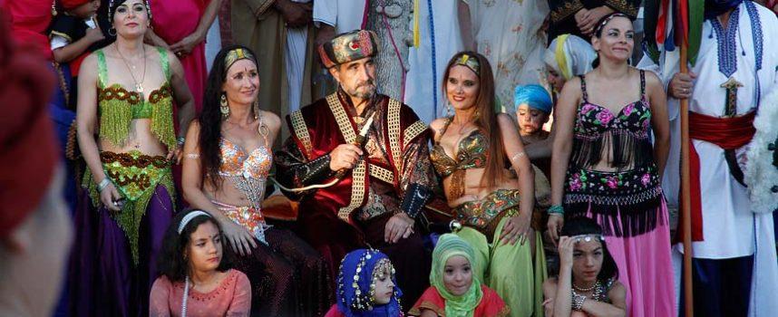 Centenares de personas revivieron el pasado de Campaspero