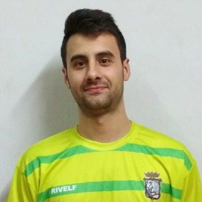 David Cárdaba, primer fichaje del FS Cuéllar para la temporada 2019/2020