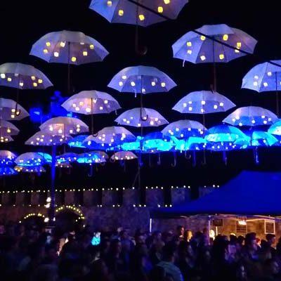 La mejor noche de velas deslumbra en Fuentidueña
