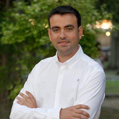 """Carlos Fraile afronta sus primeras fiestas como alcalde """"con responsabilidad y orgullo"""""""
