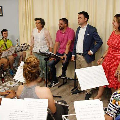 La Banda Municipal de Música será la encargada de abrir las fiestas de la Virgen del Rosario con su pregón